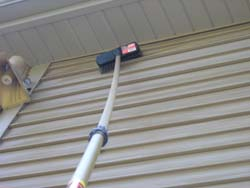 Faq How To Clean Vinyl Siding Webster Exteriors Inc